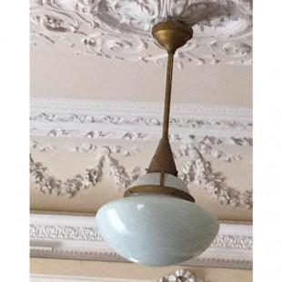 Светильник для музей-квартиры И. А. Бродского