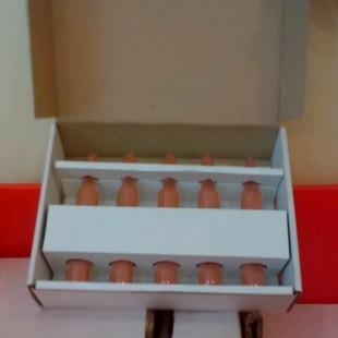 Изготовление ампул и упаковка (запайка)