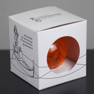 Новогодние шары в упаковке